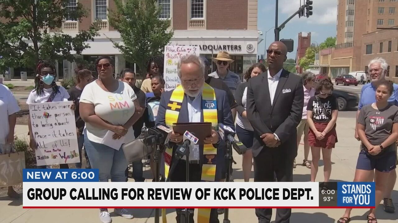 """Featured image for """"Local faith leaders advocate petition for federal review of KCK Police"""""""